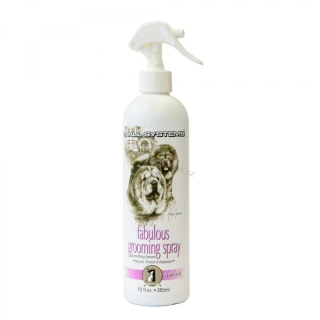 1 ALL SYSTEMS Fabulous Grooming Spray - kondicionér ve spreji pro psy